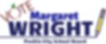 Margaret Wright School Board Logo V1 _ed