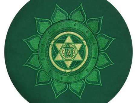 Semaine 4: Anahata Le Chakra du coeur