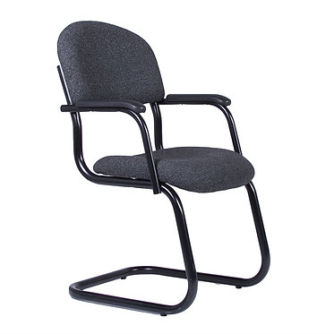Aura Visitor Conference Arm Chair