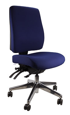 Champion Office Chair High Back 5 Colour