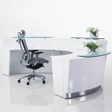 Veno Modern Reception Desk