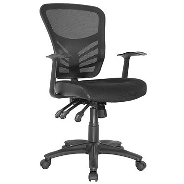 William Office Mesh Chair High Back