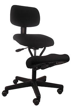 Kneel On Office Ergonomic Chair + Back Rest