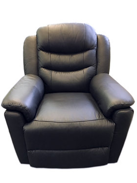 Castella Leather Single Recliner