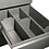Thumbnail: Achillea Steel Multi Storage Cabinet