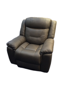 Castle Leather Single Recliner