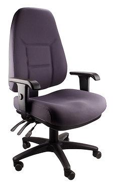 Carma Large Executive Office Chair High Back 2 Colour