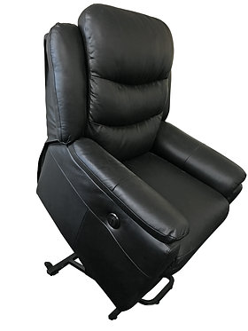 Stella Electric Leather Recliner Lift Chair