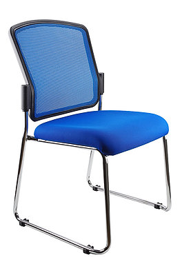 Elite Mesh Visitor Chair 5 Colour