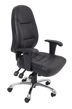 Curley Office Ergonomic Chair High Back