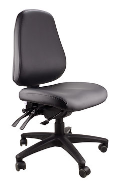 Cosmos PU Office Chair Medium Back