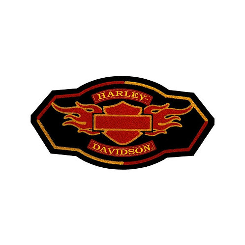 ECUSSON BAR & SHIELD FLAMMES