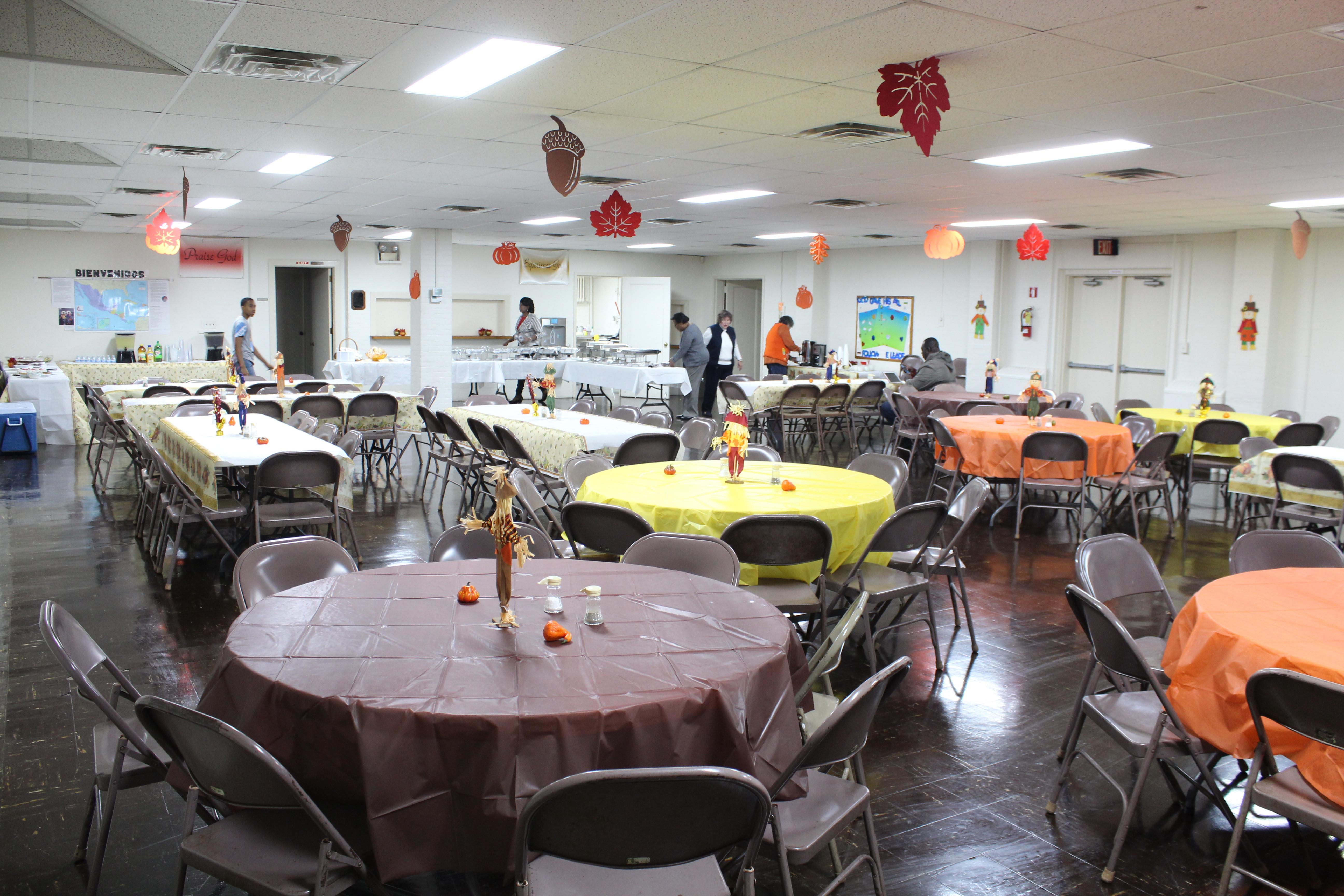 Fellowship Hall Rental
