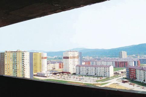 Štepanjsko naselje 1975