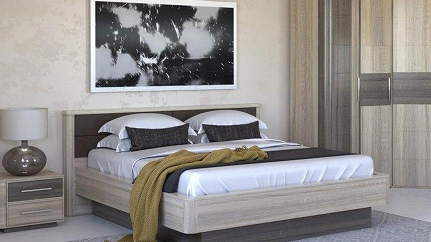 Кровать Бруна 1800х2000 - Кроватный настил в комплекте