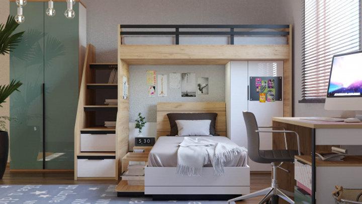 Детская спальня Урбан (чердак)