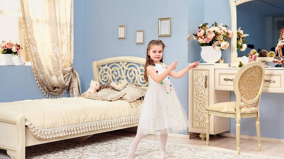 Детская Александрия с зеркалом