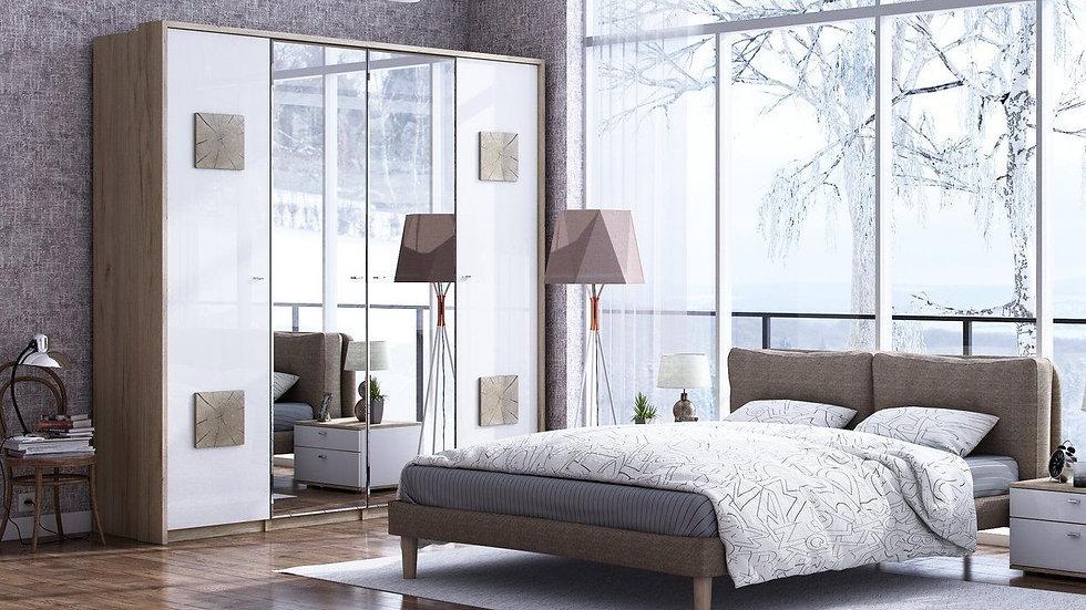 Спальня Фиджи кровать Флекс