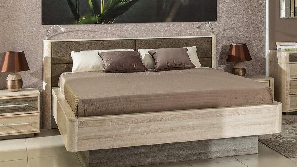 Кровать Бруна 1800х2000 с ортопедическим основанием