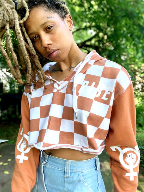 LUV TRIBE x Urban Outfitters crop