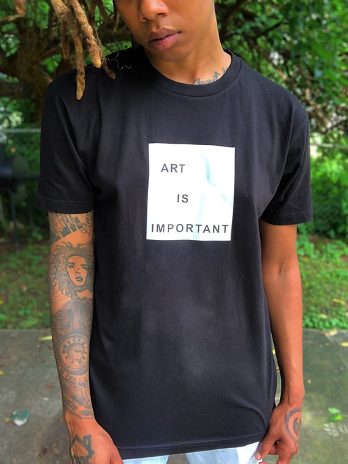 Art Is Important