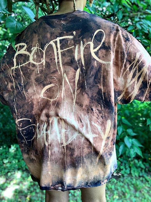 MEGA (Bonfire On Sunday) tye dye
