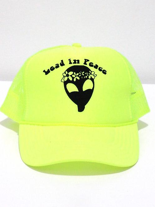 PEACEFUL INVDR hat