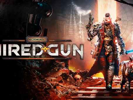 Hype: Necromunda: Hired Gun brings the mayhem of Warhammer 40k's Underhive
