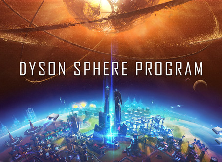 PAX ONLINE: Sci-fi factory game Dyson Sphere announced