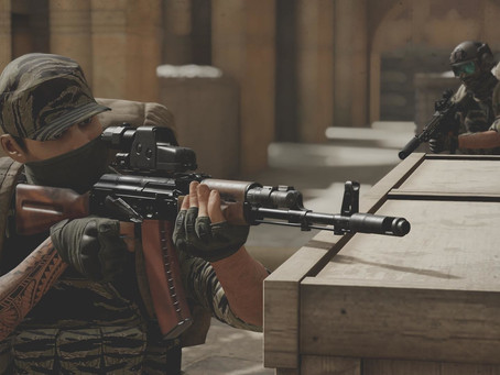 Insurgency: Sandstorm Out Today (Sept. 29) on Consoles
