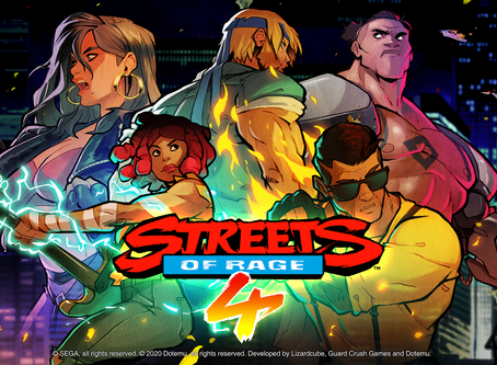 Review: Streets of Rage 4
