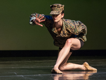 Spotlight: Exit 12 - A Dance Company Founded by Marines to Tell the Stories of Veterans
