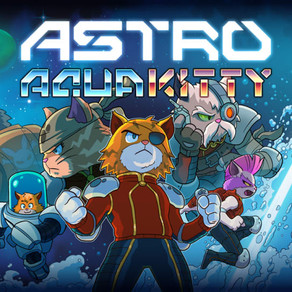 Review: Astro Aqua Kitty