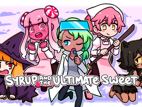 Review: Syrup and the Ultimate Sweet