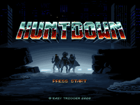 Review: Huntdown