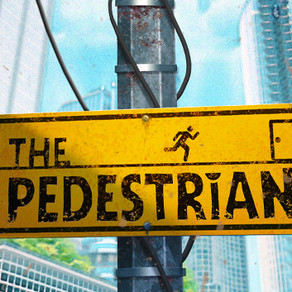 The Pedestrian is a Reminder Life has Signs Pointing You in the Right Direction