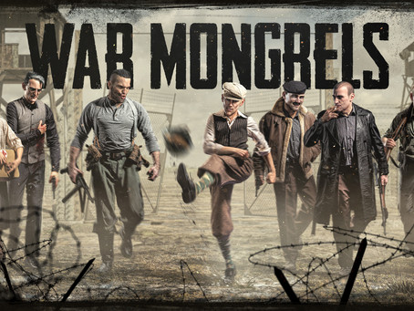 WWII Tactical Game War Mongrels Sets Its Sights for Fall 2021