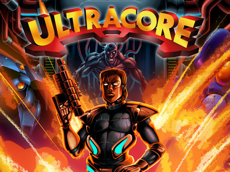 Review: Ultracore (PS4, PS Vita)
