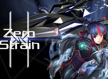 Review: Zero Strain (PS4)