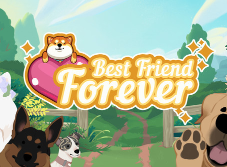 Best Friends Forever Now Available on Steam and Nintendo Switch