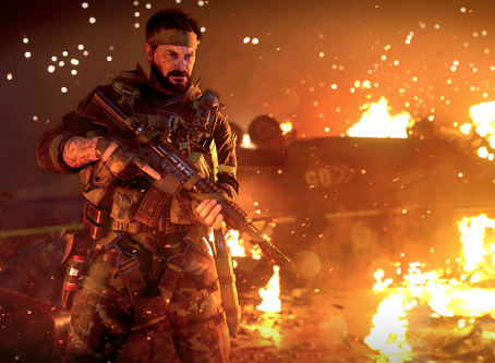 Call of Duty Black Ops Cold War Reveals first Gameplay trailer