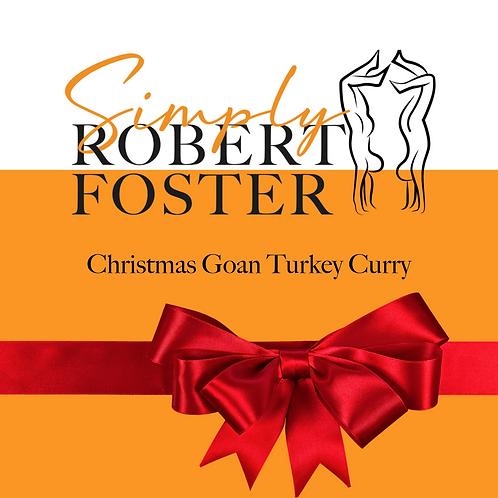 Christmas Goan Turkey Curry