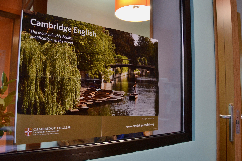Preparación de exámenes de Cambridge