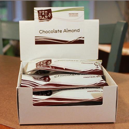 choc almond (Pack of 12)