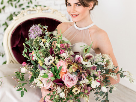 Whimsical Spring Bridals