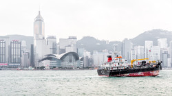 Victoria Harbour Hongkong