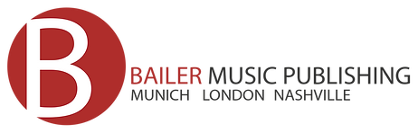 Logo Bailer Music Publishing