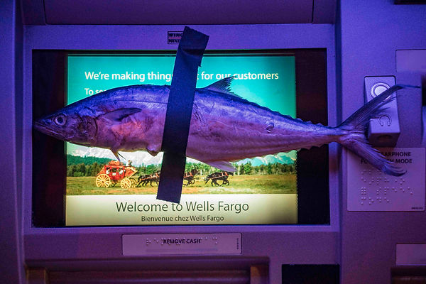 Wells Fargo Fish