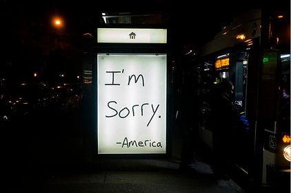 I'm Sorry -America
