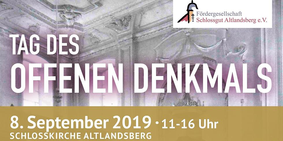 Tag des offenen Denkmals: Schlosskirche